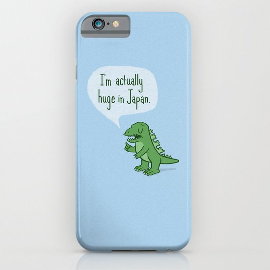 Huge in Japan iPhone & iPod Case