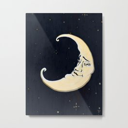 Goodnight My Love Metal Print