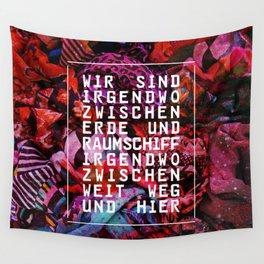 GLÜCK & BENZIN Wall Tapestry