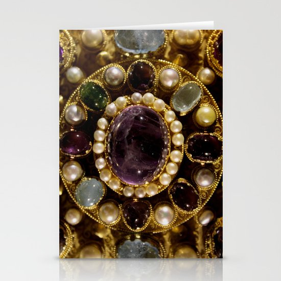 Gems  - JUSTART © Stationery Cards