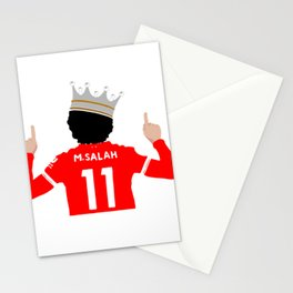 Mo Salah v5 Stationery Cards