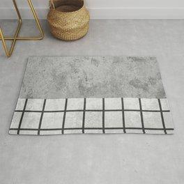 Concrete Design Rug