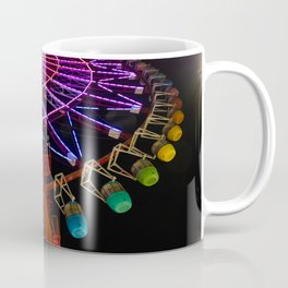 Rainbow Wheel Coffee Mug