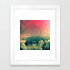 Venus Fly Framed Art Print