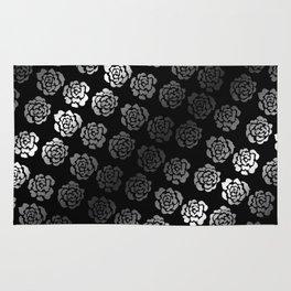Roses pattern VII Rug