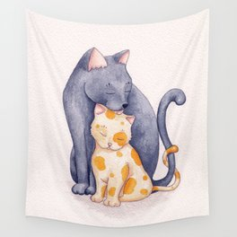 Mother's Love Wall Tapestry