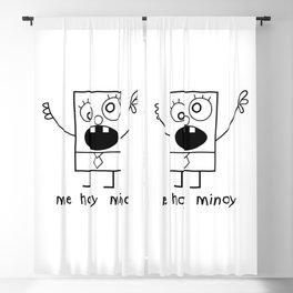 Me Hoy Minoy Blackout Curtain