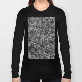 Master builder B&W Long Sleeve T-shirt