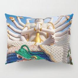Goddess of Compassion Pillow Sham