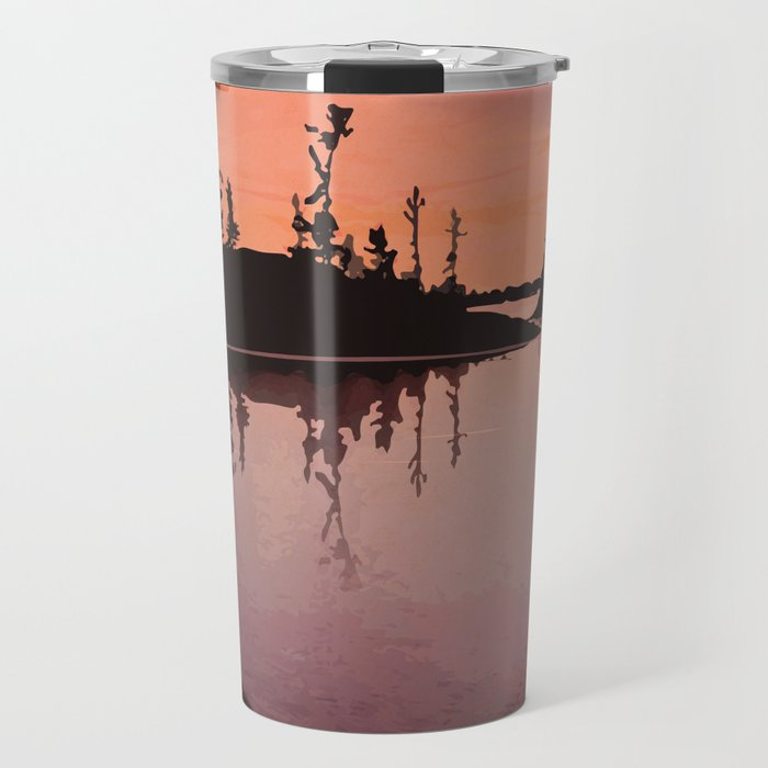 Georgian Bay Islands National Park Travel Mug