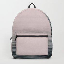 Misty sea Backpack