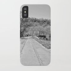 Long Road To Ruin iPhone X Slim Case