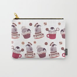 Cookie & cream & penguin Carry-All Pouch