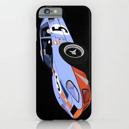 GT40 Racing Car iPhone Case
