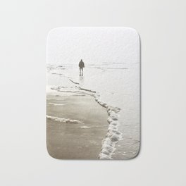 Dreamy Beach Bath Mat