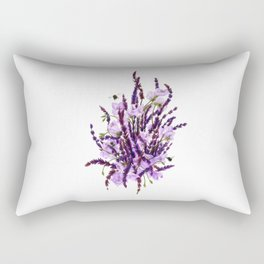 Floral 2 Rectangular Pillow