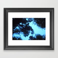 Up Above Framed Art Print