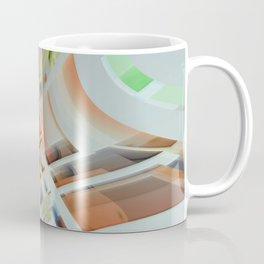 Abstract Composition 574 Coffee Mug