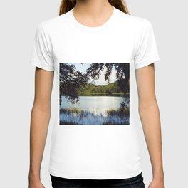 Gormire Lake SLR Photo T-shirt