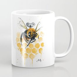 Clockwork Bee III Coffee Mug