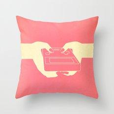 g-girl Throw Pillow