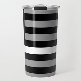 EMS: Black Flag & Thin White Line Travel Mug