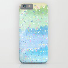 Spring Splatter Slim Case iPhone 6s