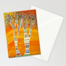 """""""Bushman's Quivers"""" by ICA PAVON Stationery Cards"""