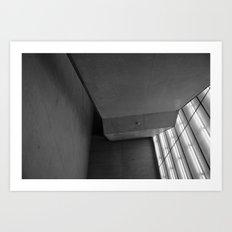 climbs Art Print