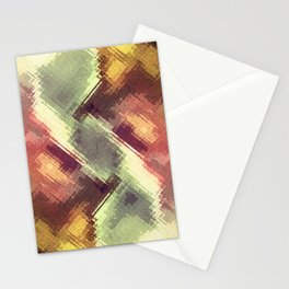 Glass Texture no6 Stationery Cards
