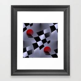 for wallpapers and more -4- Framed Art Print