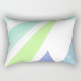 Sunshine on the Mountain Rectangular Pillow