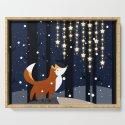 Fox and stars by badenglishcat