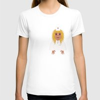 nurse T-shirts featuring Nurse by Digital-Art