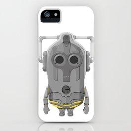 Cybermin iPhone Case