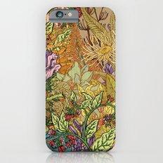 Floral Garden iPhone 6 Slim Case