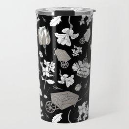 Fanciful Garden - Fragments Travel Mug