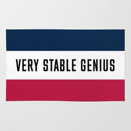 Very Stable Genius Rug