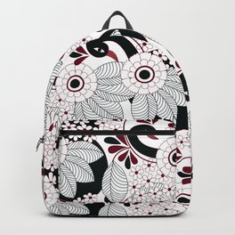 Flower 13 Backpack