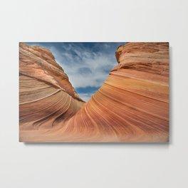 The Wave #1 - Arizona Metal Print