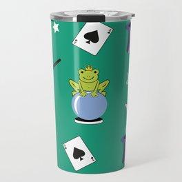 Hocus pocus - green Travel Mug