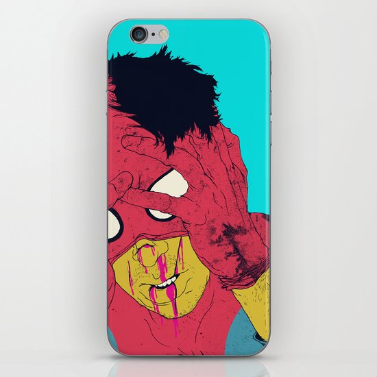 Thudd! iPhone & iPod Skin