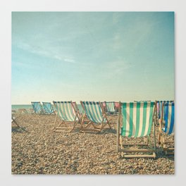 A Sea View Canvas Print