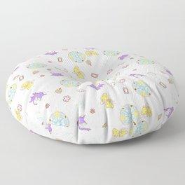 cardcaptor sakura magical pattern Floor Pillow