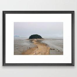Seojaedo Framed Art Print