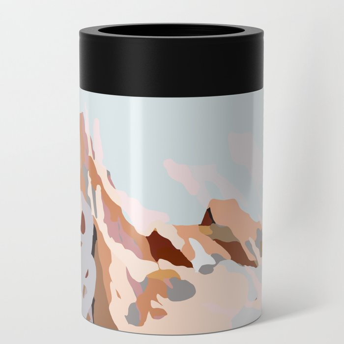 glass mountains Can Cooler