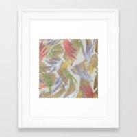 easter Framed Art Prints featuring Easter by Kat Dermane