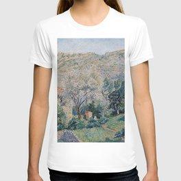 Lucien Pissarro - Landscape, Brookleton T-shirt