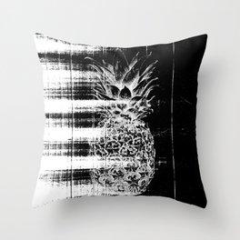 Anatomy of a Pineapple Throw Pillow