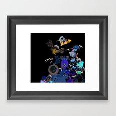 Baby Gilliam Framed Art Print